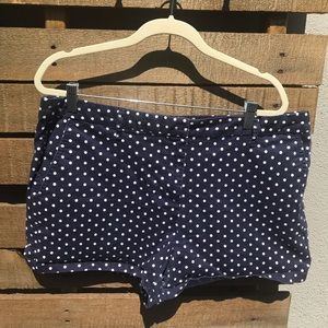 🔵 Bundle of two pair of shorts